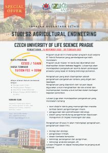 S2 Agricultural Engineering CEKO 2021